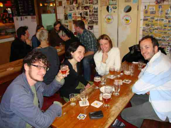 The IJ Brewery- Great beers with friends and family, unique pubs in Amsterdam.