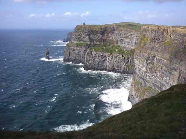 Cliffs of Moher in County Claire