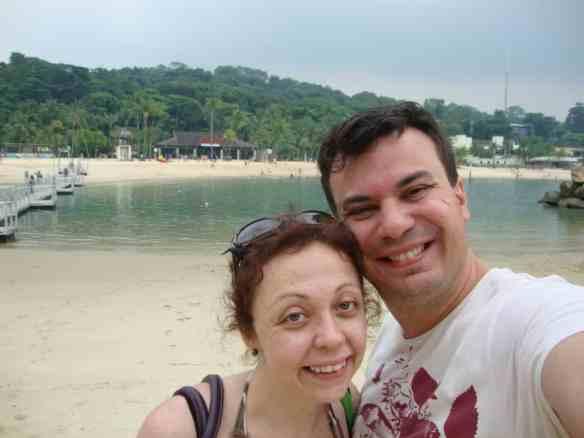 beach in singapore