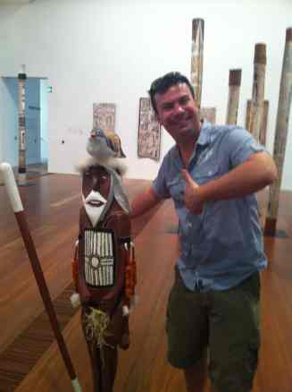 Australian art at the Ian Potter Gallery