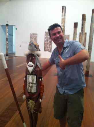 Australian art at the Ian Potter Gallery