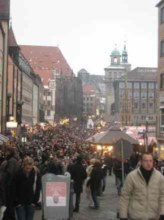 Christkindlesmarkt Nurnberg, Nuremberg a long to do list