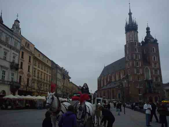 St. Mary's Cathedral in Stare Miastro, things to do in Krakow