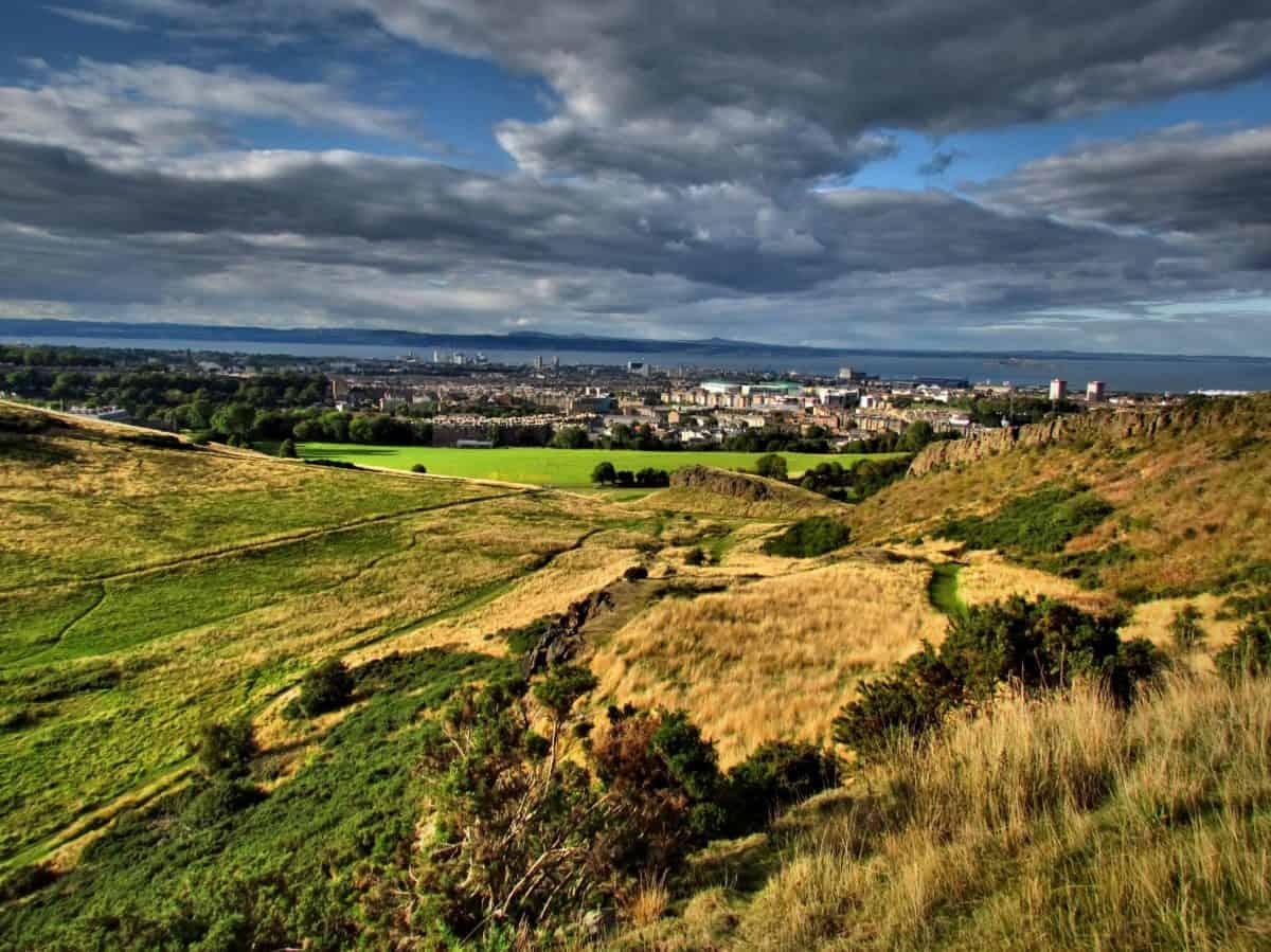 How Not to Climb Arthur's Seat in Edinburgh