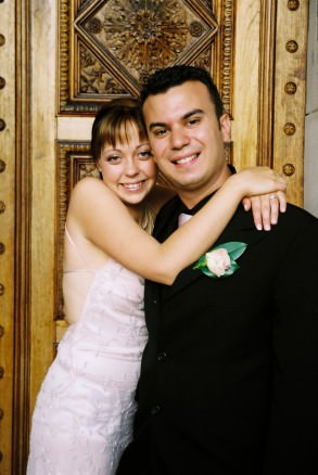 Green Card Story - our wedding day