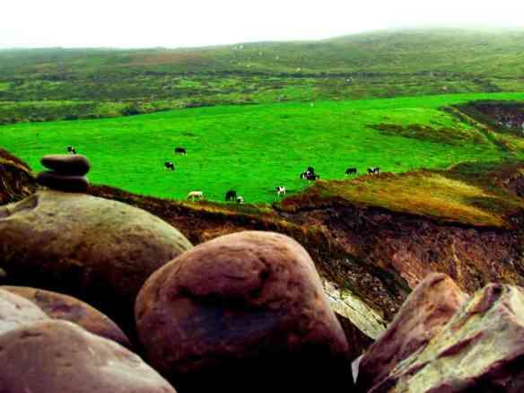 touring the west coast of Ireland