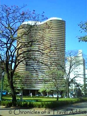 Praca da Libertade in Belo Horizonte
