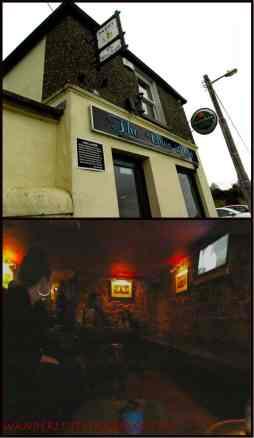 Blue Light pub - Wicklow Mountians, Ireland