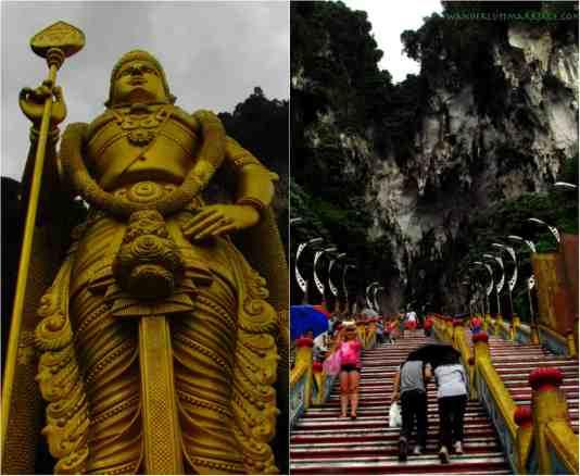 Lord Murugan & Batu Caves