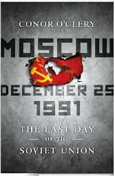 Moscow, Decemeber 25, 1991