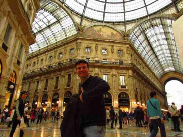 Milan Arcade, Galleria Vittorio Emanuele II