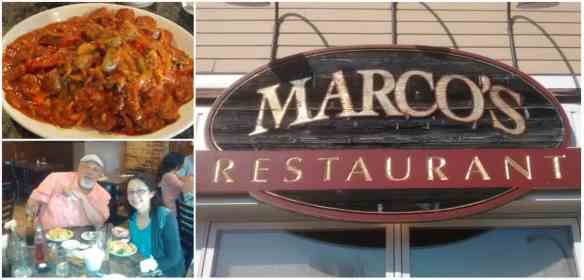 Marco's Restaurant Buffalo