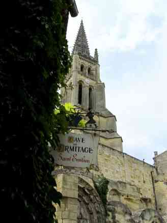 Saint Emilion Church