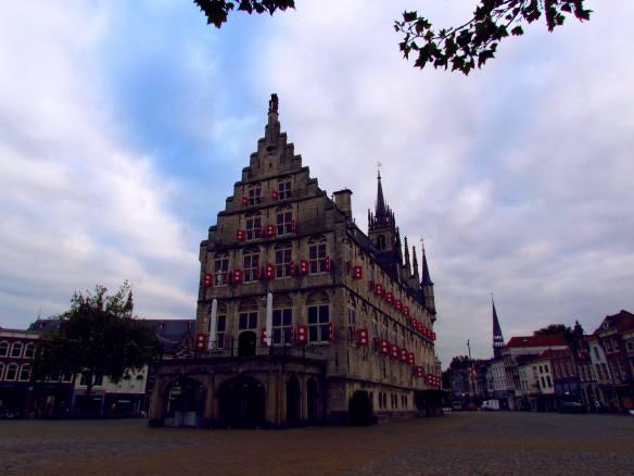 Gouda Grote Markt, City Hall