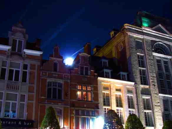 Leuven Full Moon