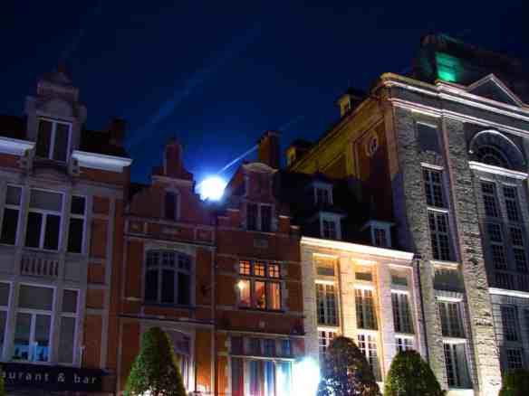 Leuven Full Moon