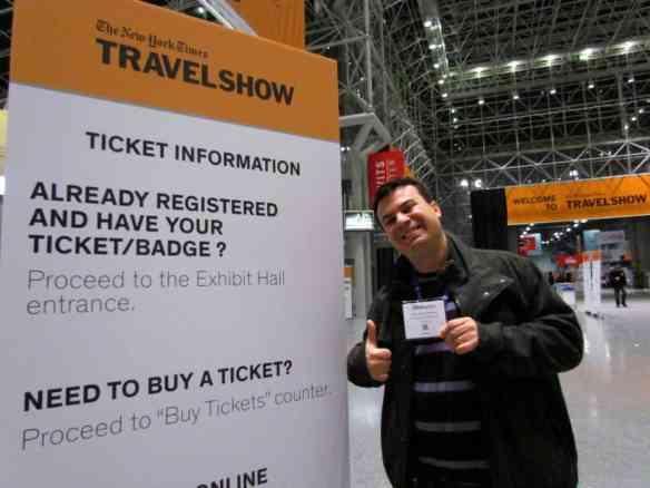 Alex - NYT travel show