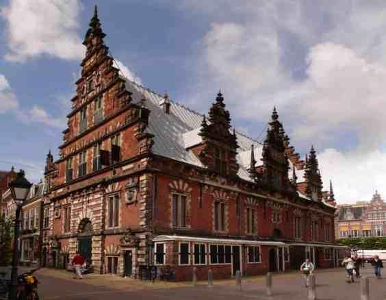Welleschik - Own work Vleeshal in Haarlem, Niederlande