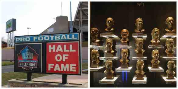 Pro Football Hall of Fame, Canton