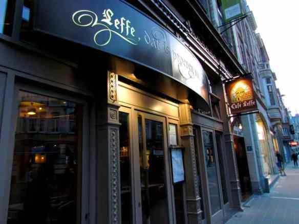 Cafe Leffe, Leuven