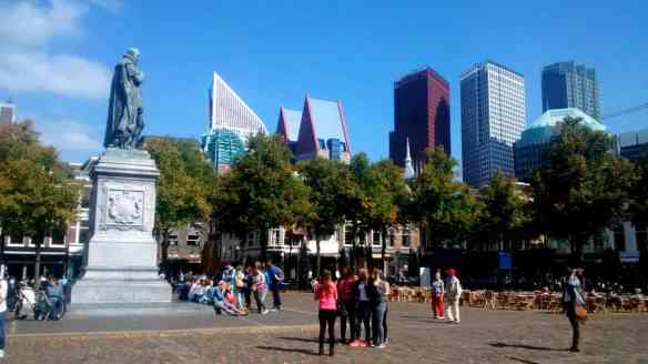Downtown Hague, Den Haag Netherlands, Day Trips from Amsterdam