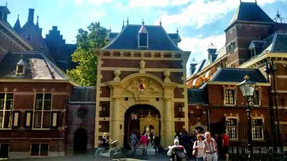 Hague Parliament, Binnenhof, Den Haag
