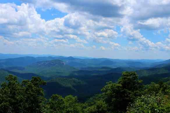 Blue Ridge Mountains, Blue Ridge Parkway