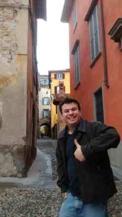 Bergamo Old Town