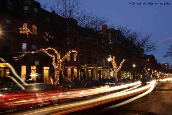 Newbury St, Boston