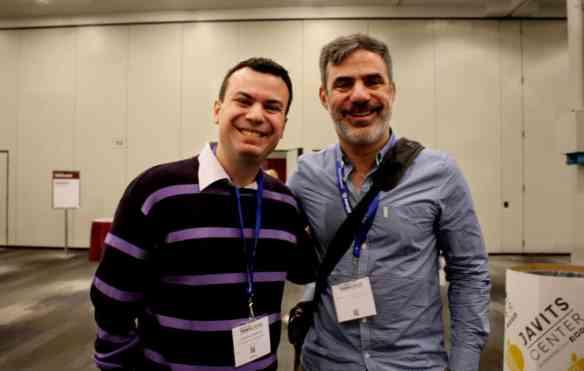 Alex and Seth Kugel the NYTs Frugal Traveler