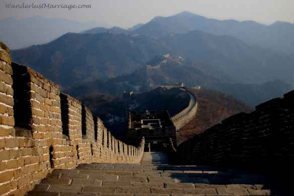 Tips on Visiting the Great Wall of China, Mutianyu