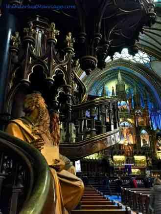Notre Dame Montreal, Romantic Getaway Montreal