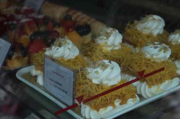 desserts in Romania