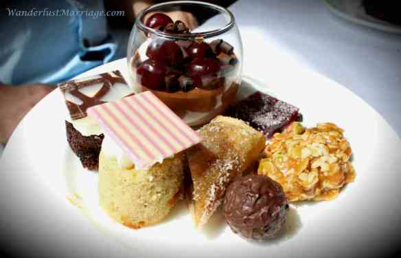 Chocolate Bar plate