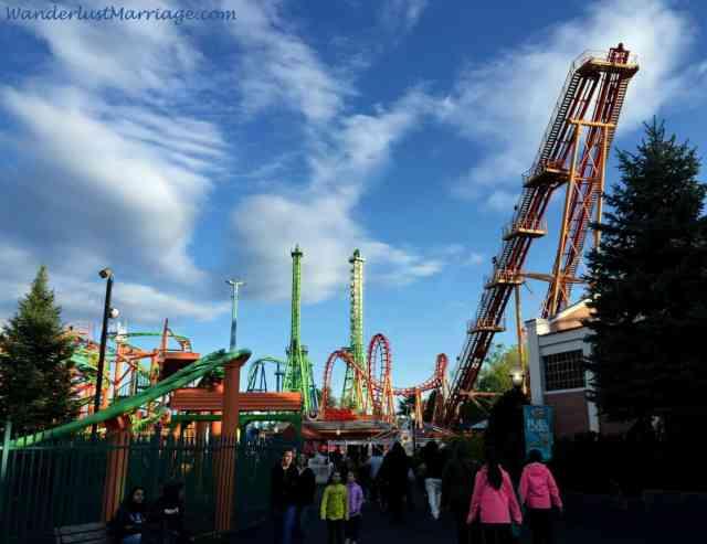 Six Flags Park