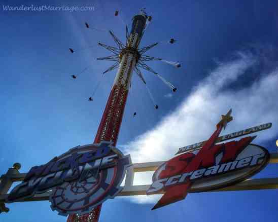 Sky Screamer - Six Flags