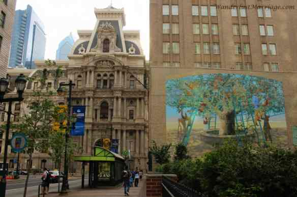 Downtown Philly, reasons Philadelphia is great to visit