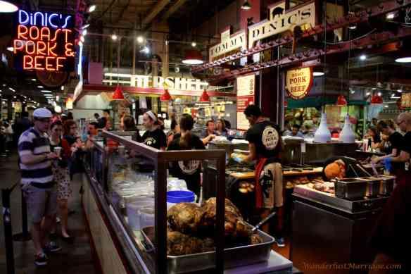 Reading Terminal Market, Philadelphia great to visit