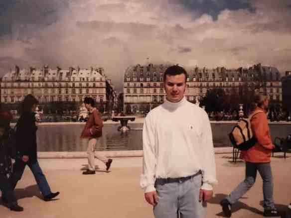First Time in Paris, 1998