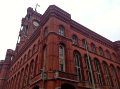 Rotes Rathaus (red city hall)