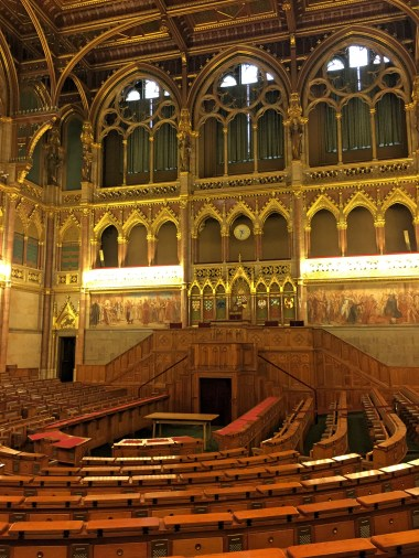 Assembly hall of the House of Representatives