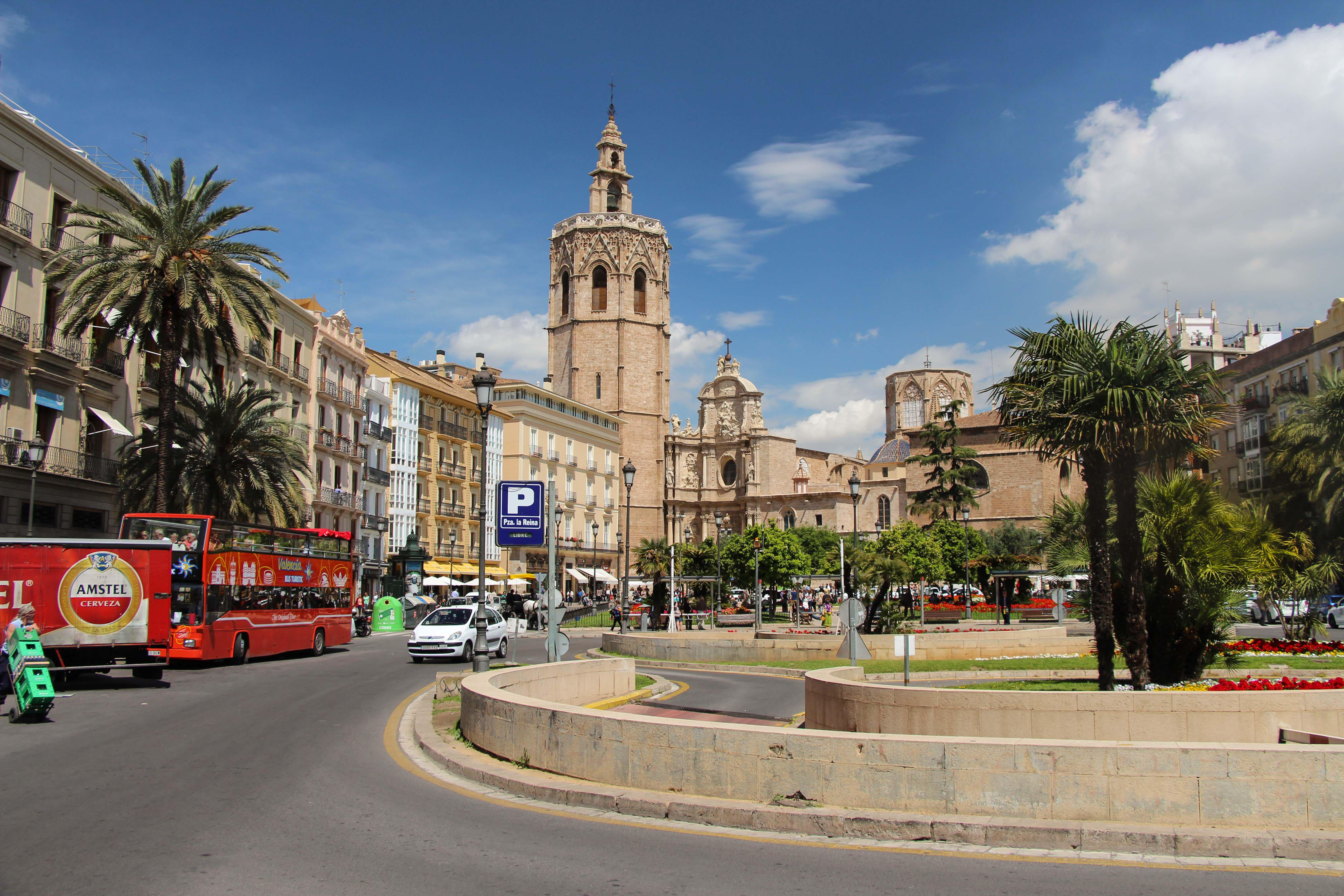 Top Destinations in Europe - Valencia, Spain