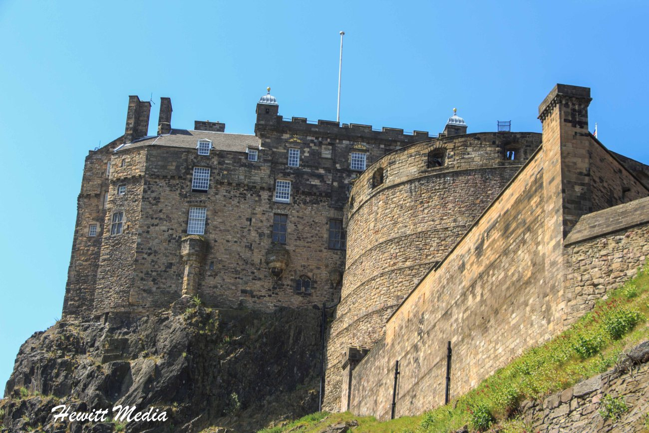 Edinburgh Castle-0746