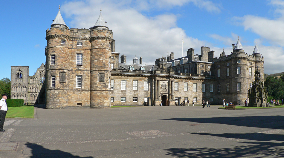 Royal Palace of Holyroodhouse