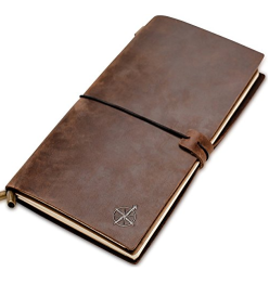 anderings Leather Notebook Journal