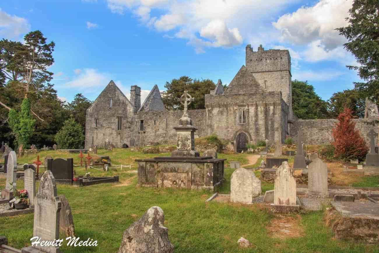 Muckross Abbey--2