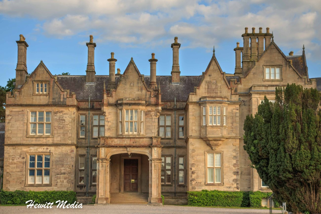 The Muckross House on the Ring of Kerry