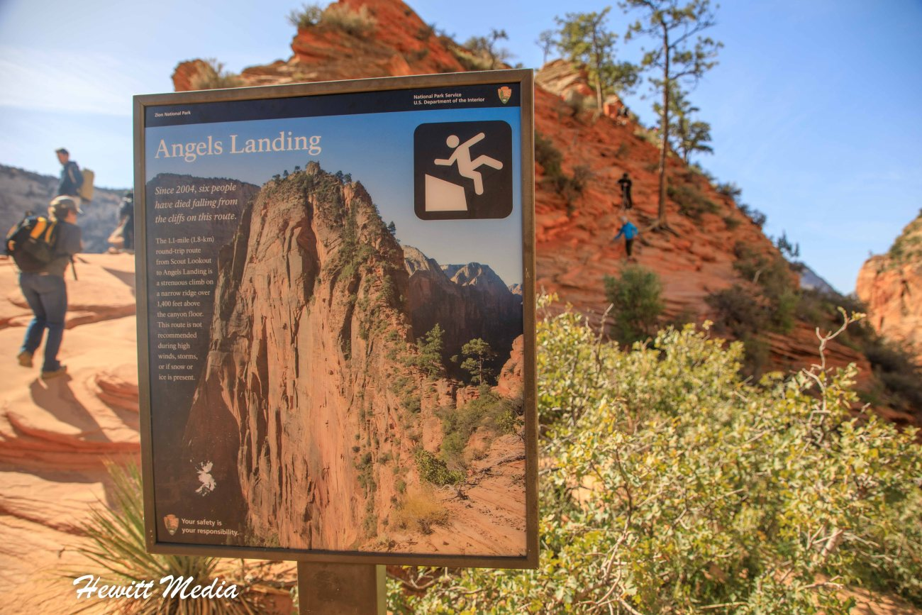Zion National Park (Angel's Landing)-6454