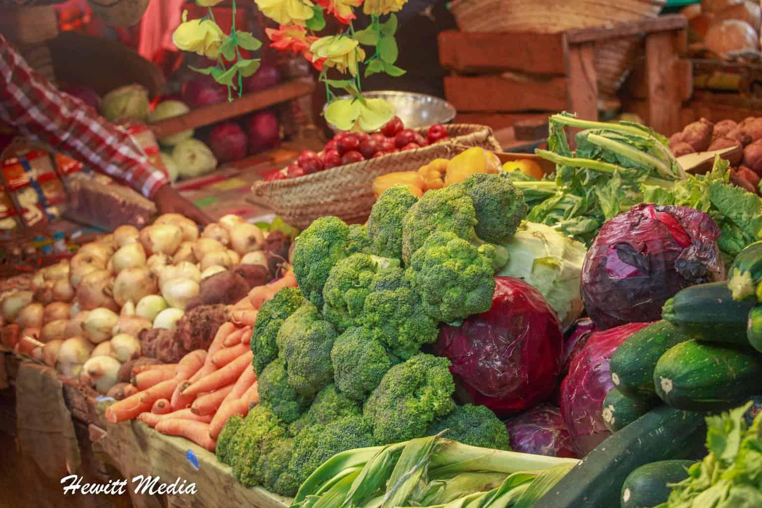 The Zanzibar Food Market