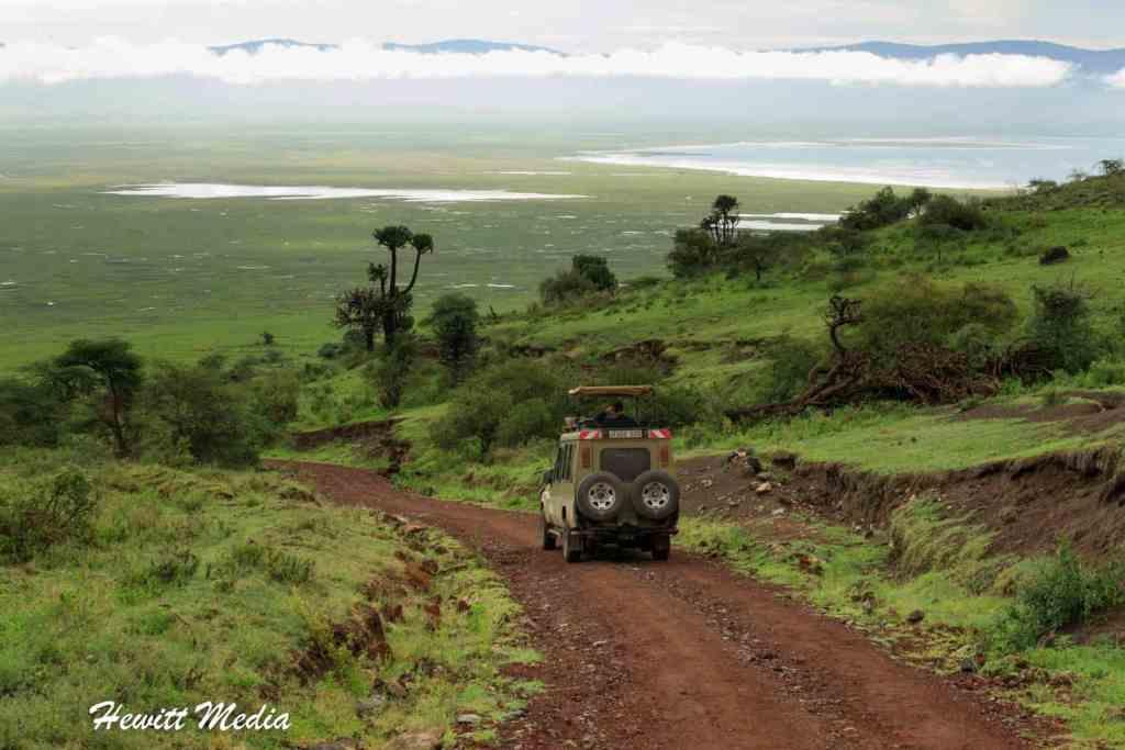 Tanzania Safari Itinerary - Ngorongro Crater